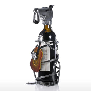 Wine Rack with Music Band Modern Wine Holders