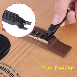 3 in 1 Guitar String Winder Cutter