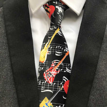 Men's Unique Musical Necktie