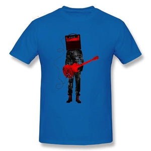 Amplified Acoustic Electric Guitar T-shirt
