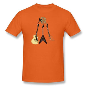 Guitar Collection Men T-shirt