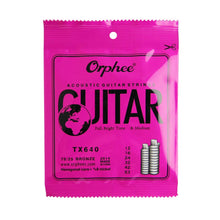 SET ACOUSTIC Guitar String