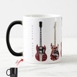 Guitar Heaven Coffee Magic Mug