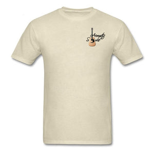 Acoustic Souls Men T-shirt