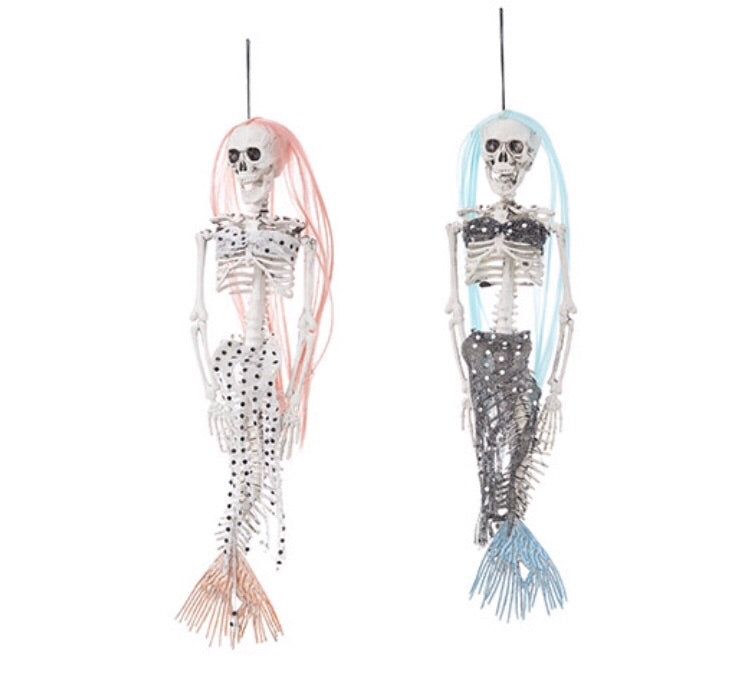 Mermaid Skeleton decor