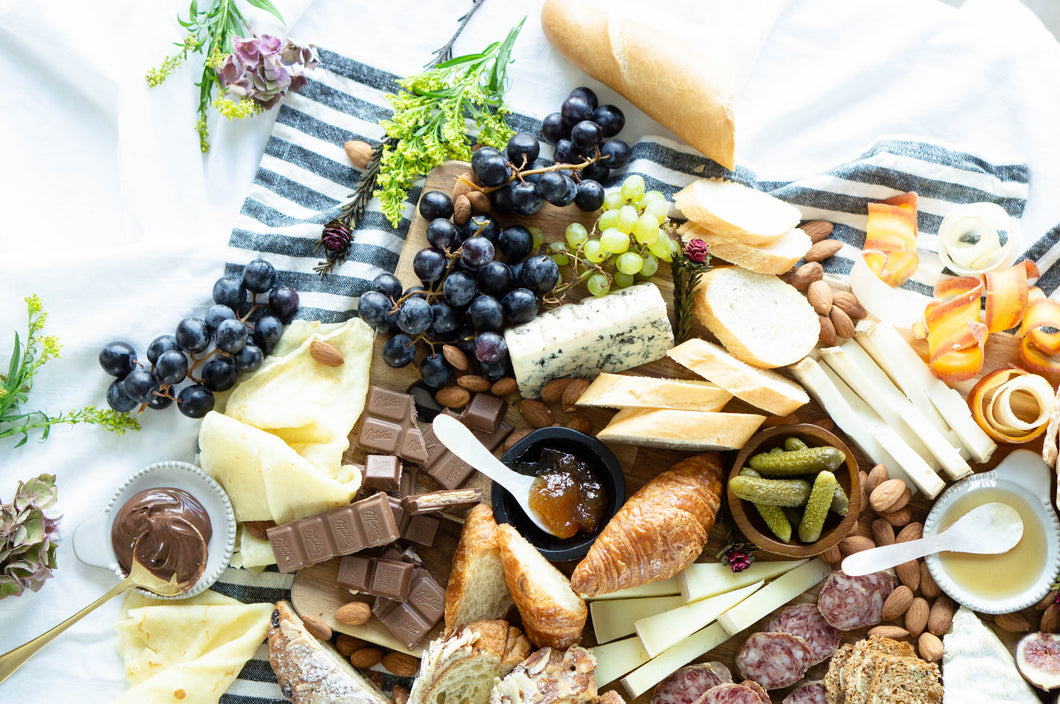 December 4th: Cheese Board Basics