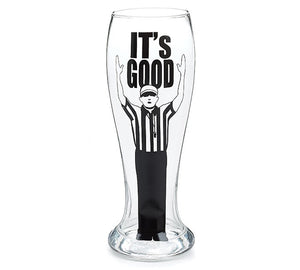 Pilsner Referee It's Good Glass