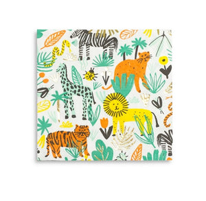 Into the Wild, Jungle Party Napkins