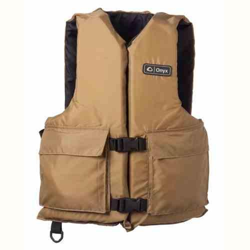 Onyx Universial Sport Vest Tan Adult