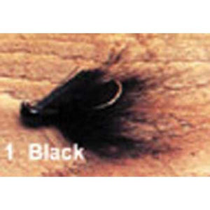 Arkie 1-8 Bucktail 6-cd Black