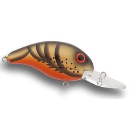 Bandit Lure 2-5' 2' 1-4oz Brown Fall Craw