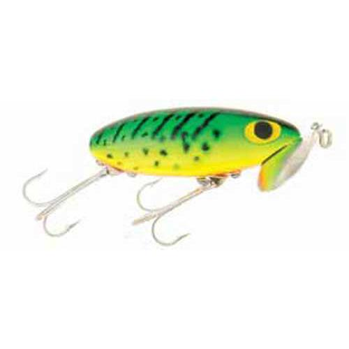 Arbogast Jointed Jitterbug 3-8 Fire Tiger