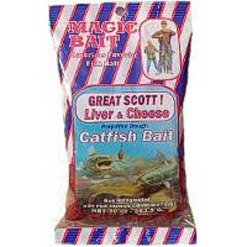 Magic Bait Great Scott Cheese Blood 10oz