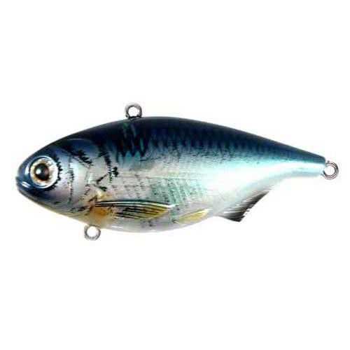 Koppers Gizzard Shad Trap 2.75' 7-16oz Ghost-Green DWO