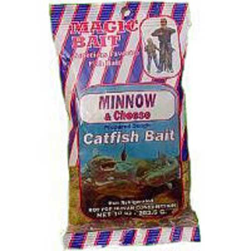Magic Bait Minnow-Cheese 10oz