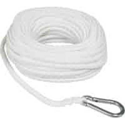 Sea Sense Anchor Line Hollow Braid 1-4'x50'
