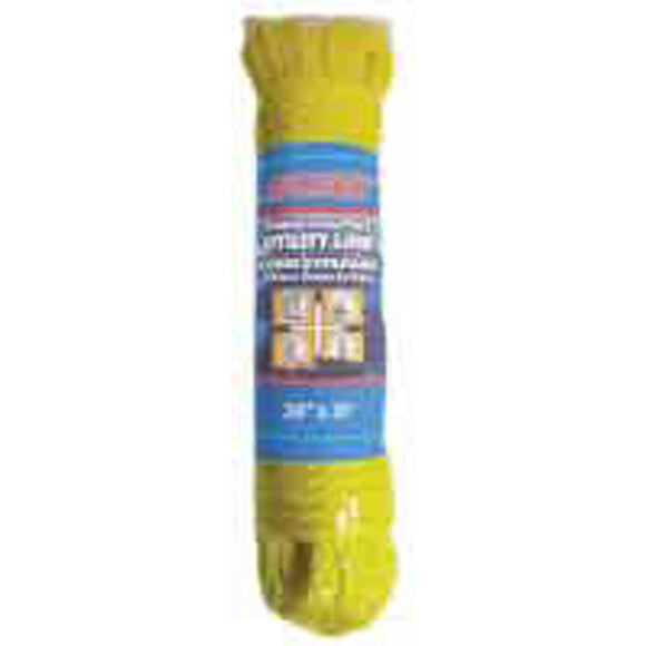 Sea Sense Utility HB Yellow 3-8x20'
