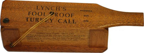 Lynch Foolproof Box Turkey Call