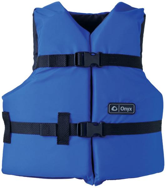 Abs Youth Vest Blue 2 Belt