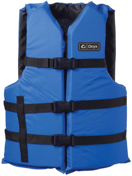 Abs Universal Vest Blue 3 Belt