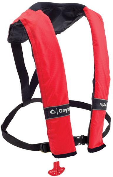 Abs A-24 Manual Life Jacket