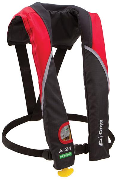 Abs A-24 Automatic Life Jacket
