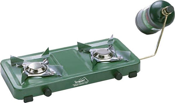Texsport Propane Stove Double