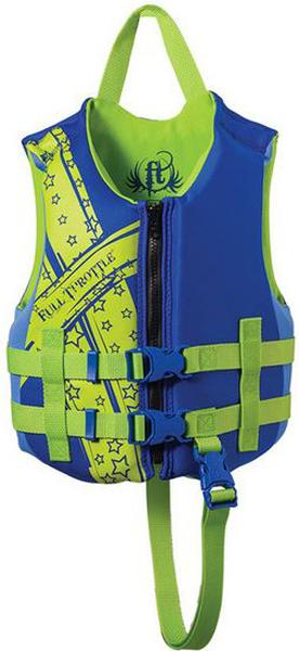 Abs Child Rapid-dry Vest Blue 30-50