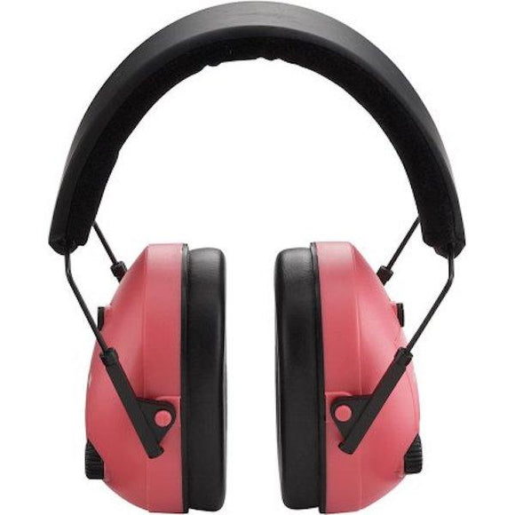 Champ Ear Muffs Electronic Pink