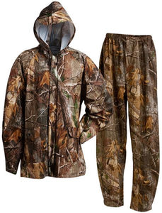 Abs Pvc Rainsuit Realtree Med