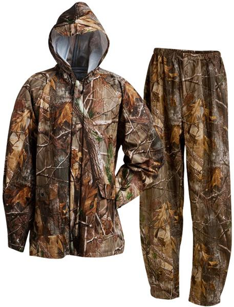 Abs Pvc Rainsuit Realtree Xl