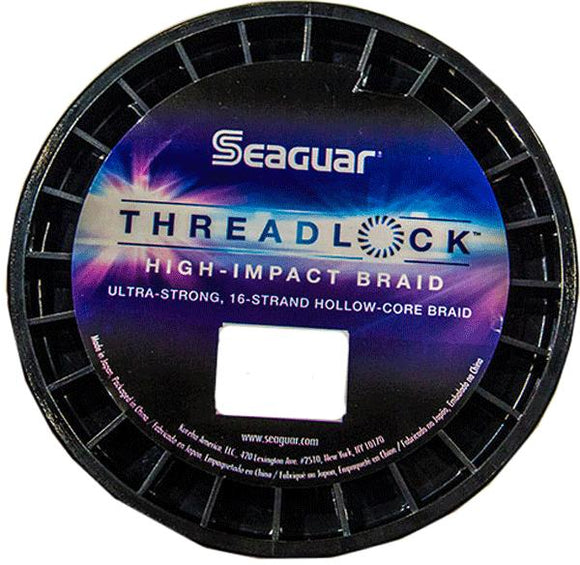 Seag Threadlk Braid Wht 50# 600yd