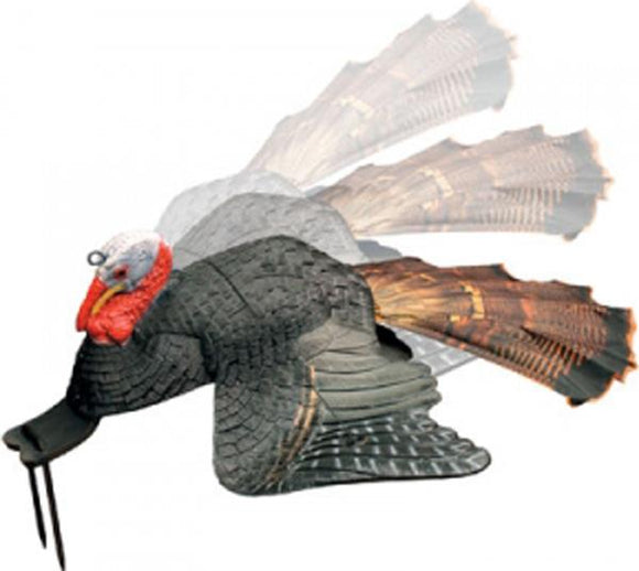 Prim Dirty B Injured Gobbler Decoy