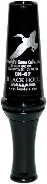 Haydel Black Hole Mallard Call