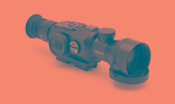 Atn X-sight Ii 3-14x Smart D-nscp