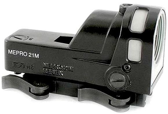 Mepro Day-ngt Reflex Sight Bullseye