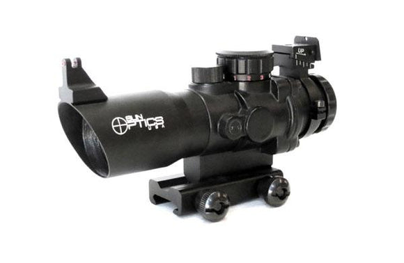 Sun 4x32 R-g-b Prismatic Ir Sight