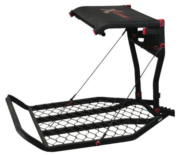 X-stand Paragon Mesh Seat Lock On