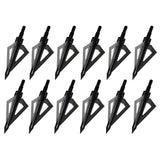 12Ps 3 Fixed Blade Broadheads 125 Grain