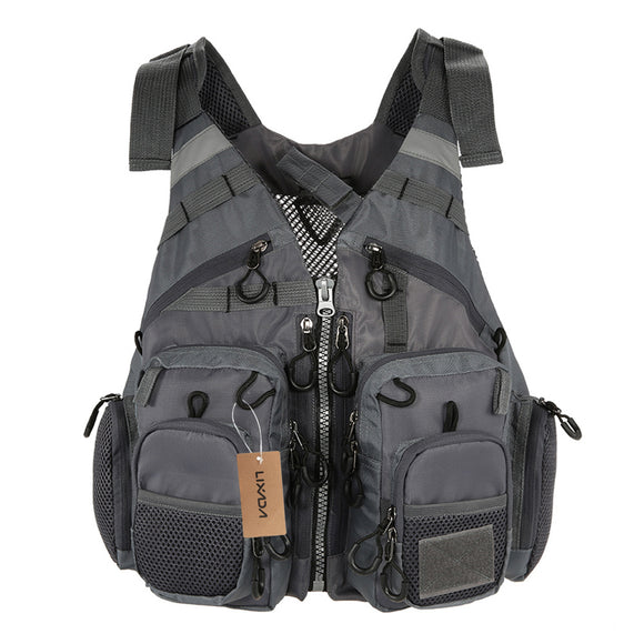 Lixada Adult Life Jacket  Fishing Life Vest