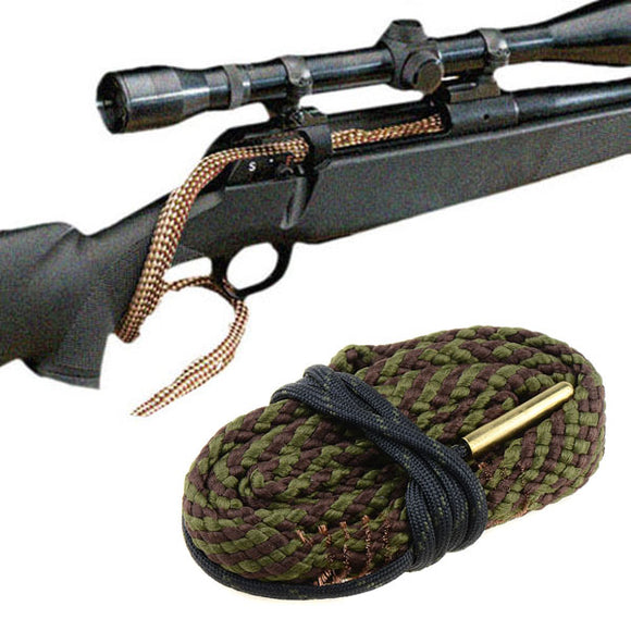 .44 Cal .45 Caliber Boresnake Cleaner