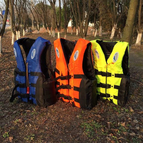 Adult life jacket jackets S-XXL
