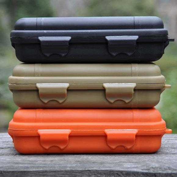 ALICE outdoor Waterproof and shockproof box sealed box EDC