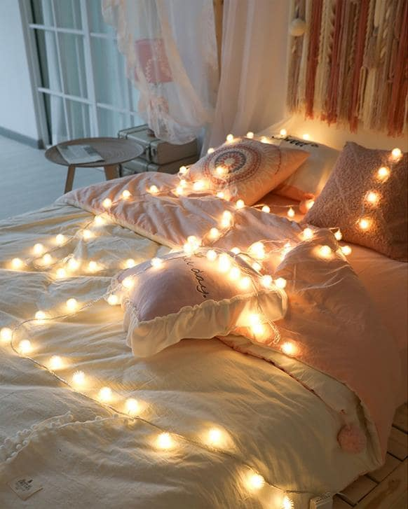 20pcs Bulb String Light