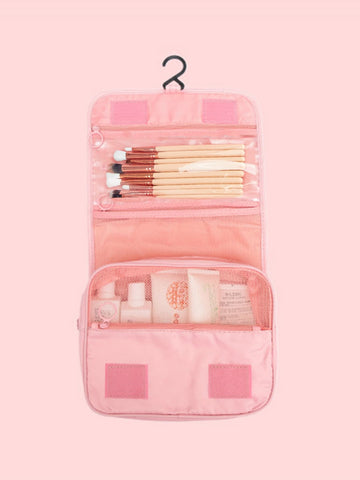 Solid Cosmetic Storage Bag