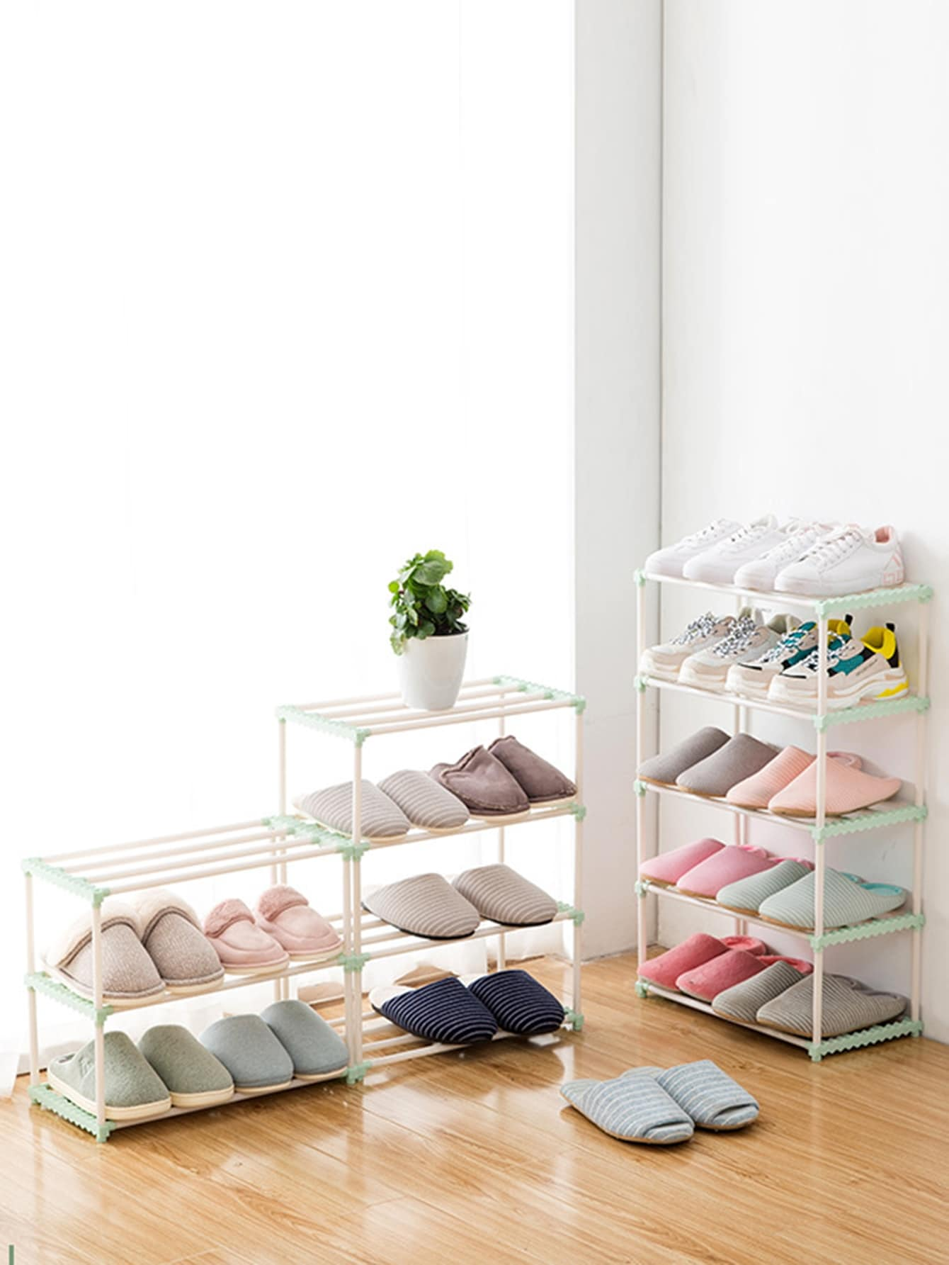 Multi Layer Shoe Storage Rack 1pc