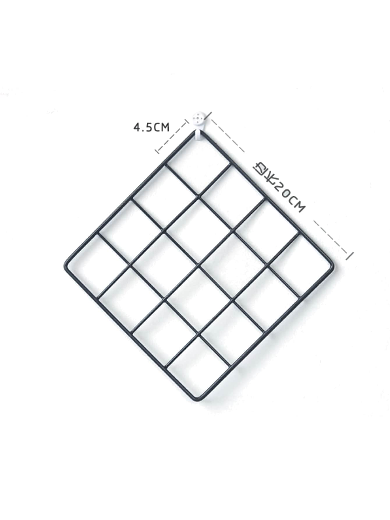 16 Grid Wall Rack 1pc