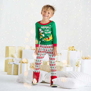 Christmas Mickey Mouse Pajamas