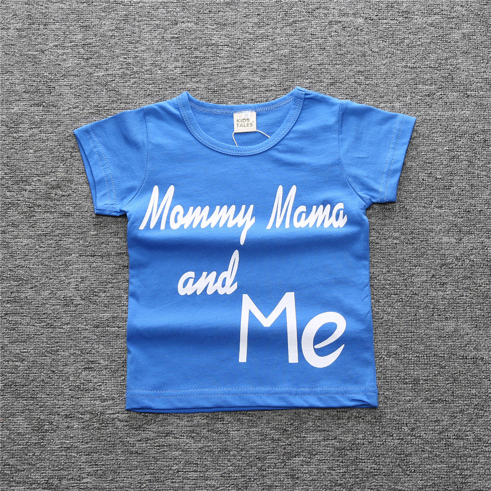 Mommy Mama and Me T-Shirt