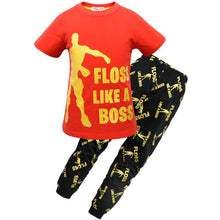 100% Cotton Boys Battle Royale Pajamas